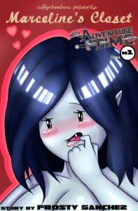 MisAdventure Time – Marceline's Closet