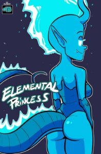 Porn comic Elemental Princess from category adventure-time with tags furry, Femdom