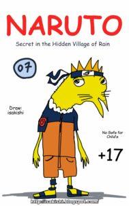 Secret in the Hidden Village of Rain