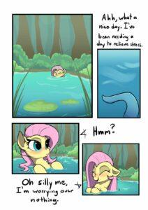 Fluttershy comic