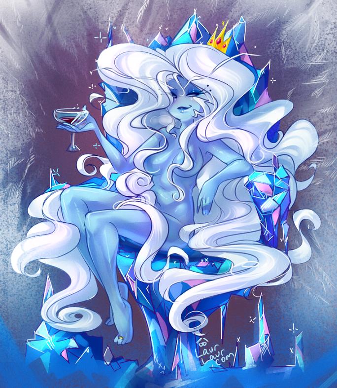 960138_-_adventure_time_ice_queen_laurlaur