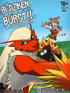 Blaziken Burst!! (Pokemon)