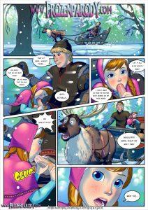 Frozen Parody