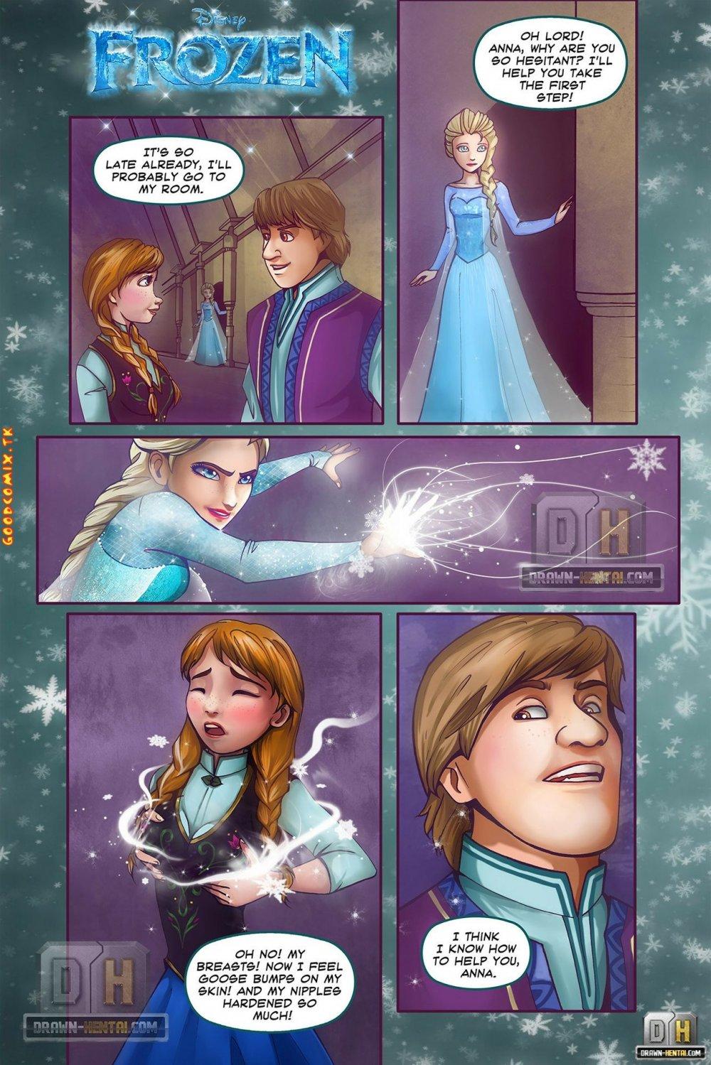 Porn frozen Frozen Porn