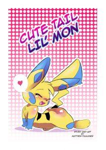 Cute Tail Lil' Mon