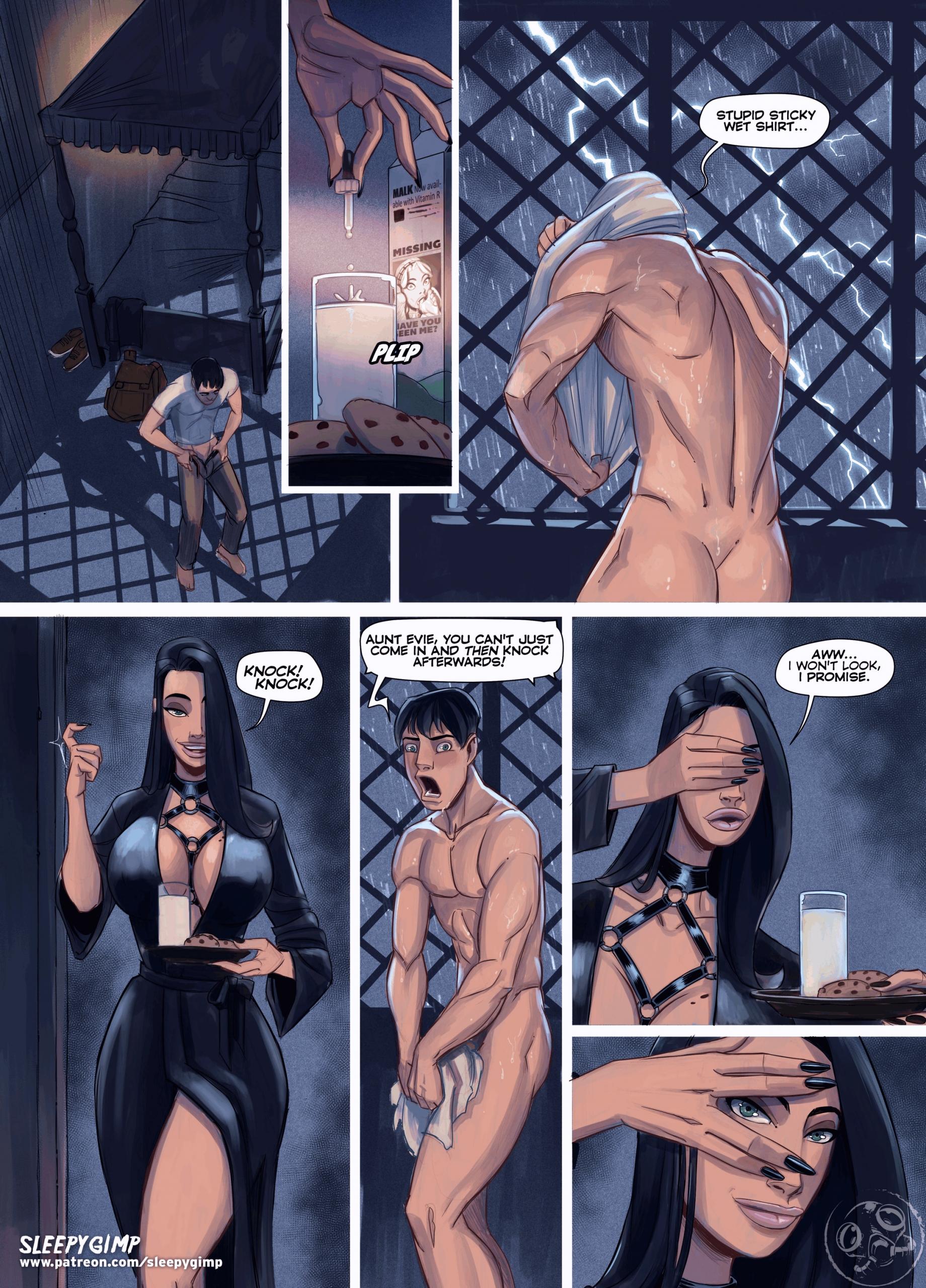 SleepyGimp porn comic page 00006