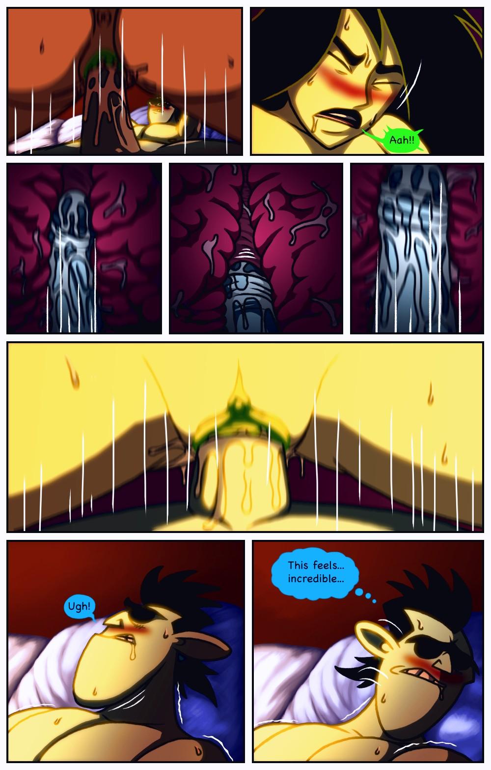 A Dangerous Date 2 porn comic page 024