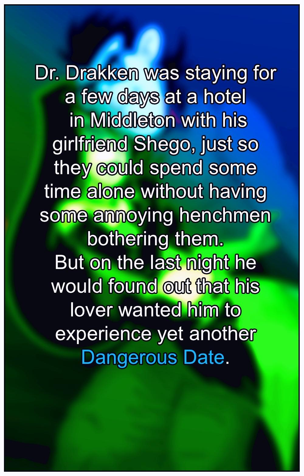 A Dangerous Date 2 porn comic page 032