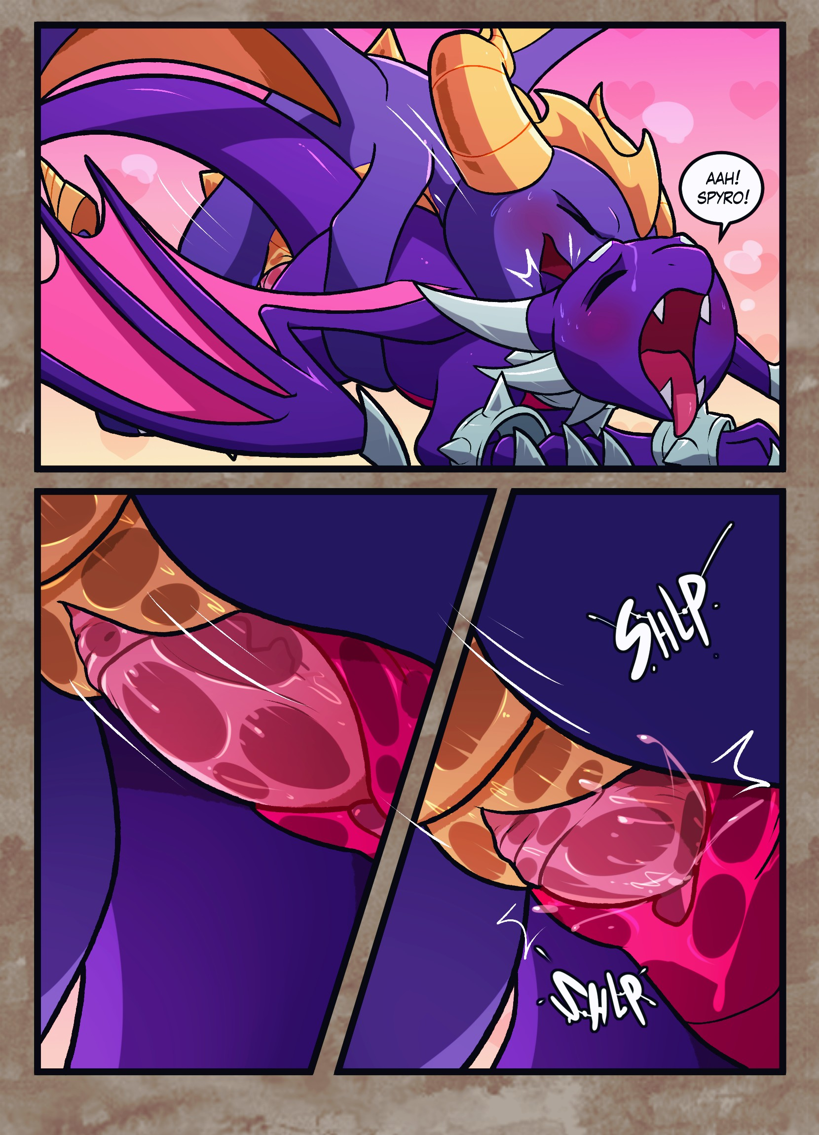 A Friend In Need porn comic page 005