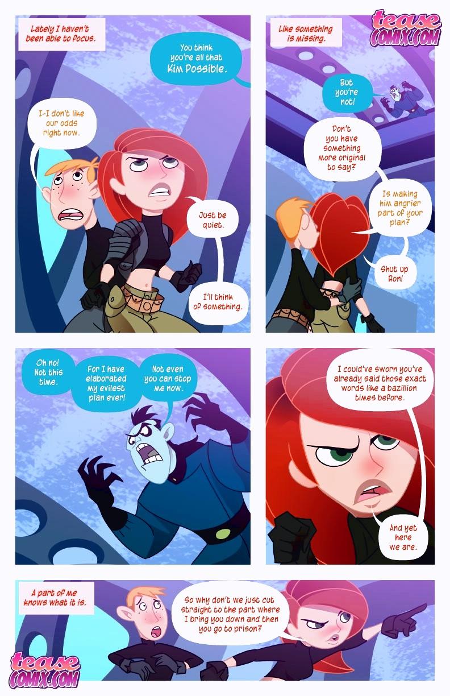 A Villains Bitch porn comic page 002