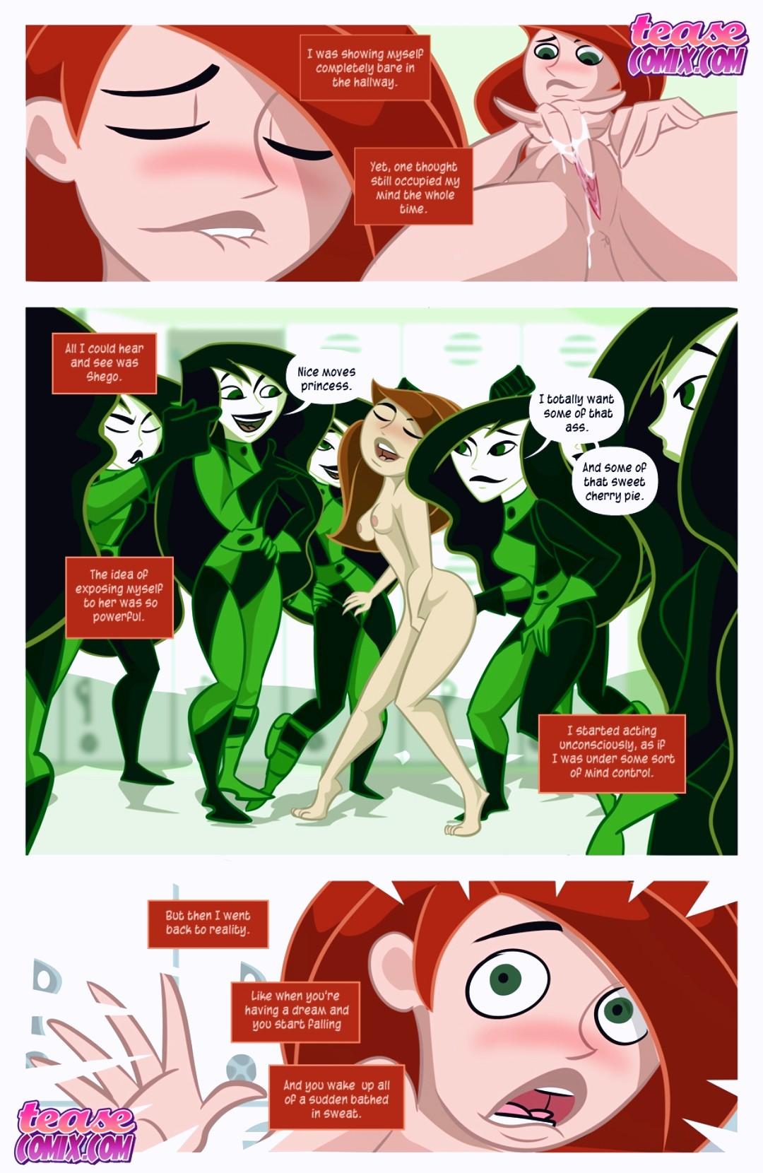 A Villains Bitch porn comic page 074