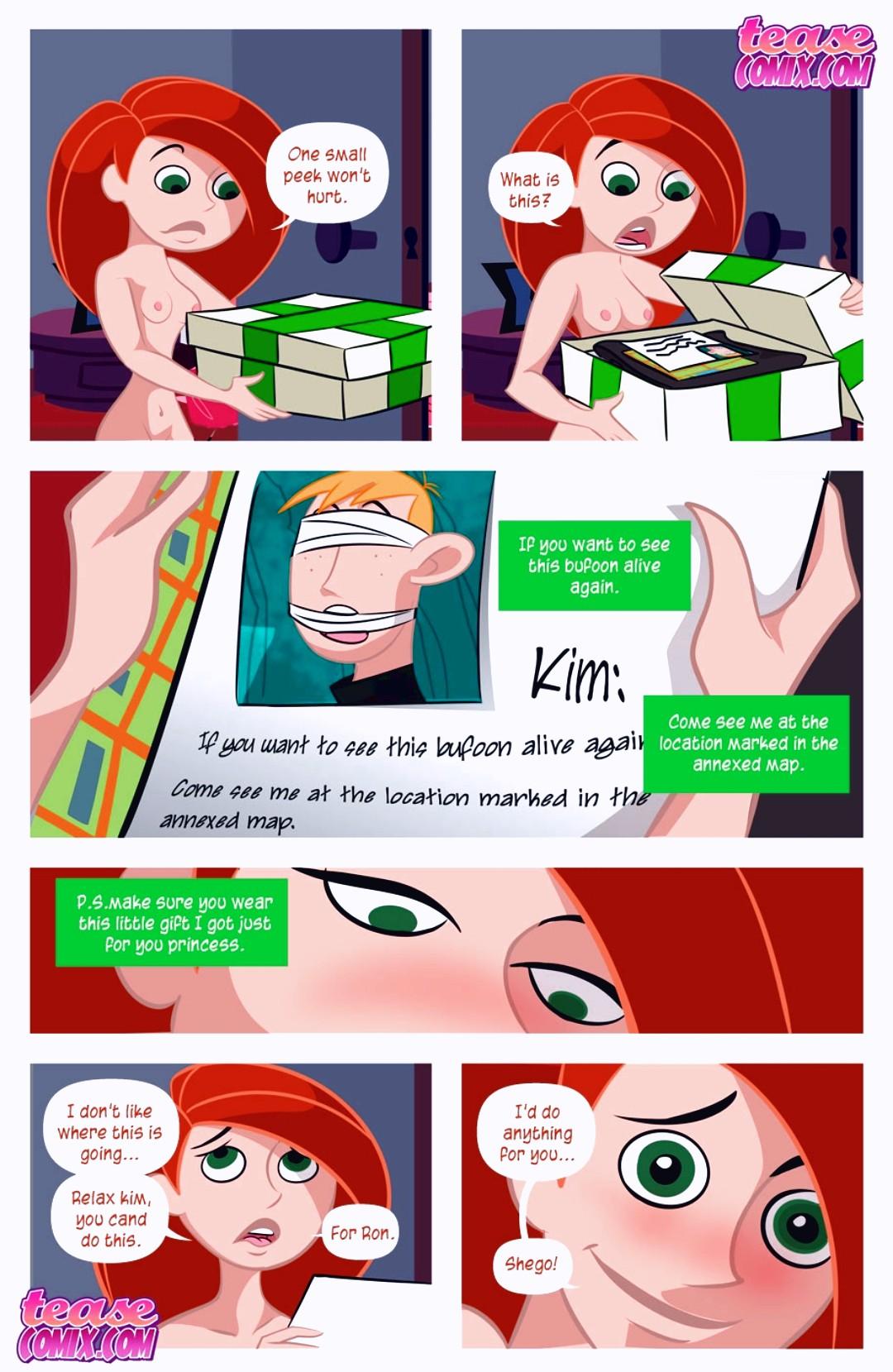A Villains Bitch porn comic page 089