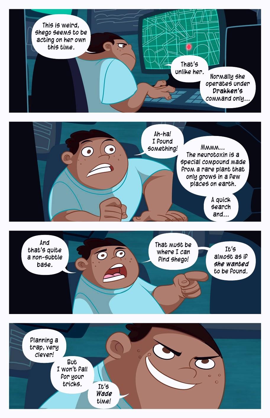 A Villains Bitch porn comic page 096