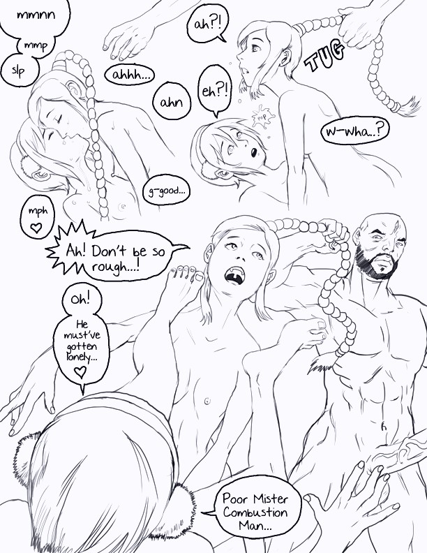 Cumbustion Girls porn comic page 017
