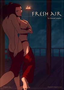 Fresh Air porn comic page 001 on category Avatar: The Last Airbender