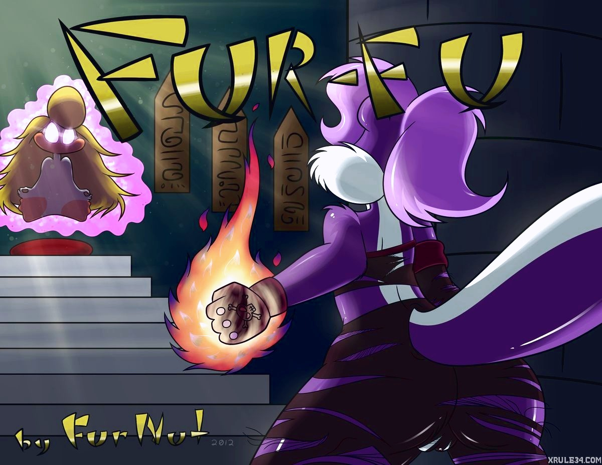 Fur Fu porn comic page 01 on category Tiny Toon Adventures