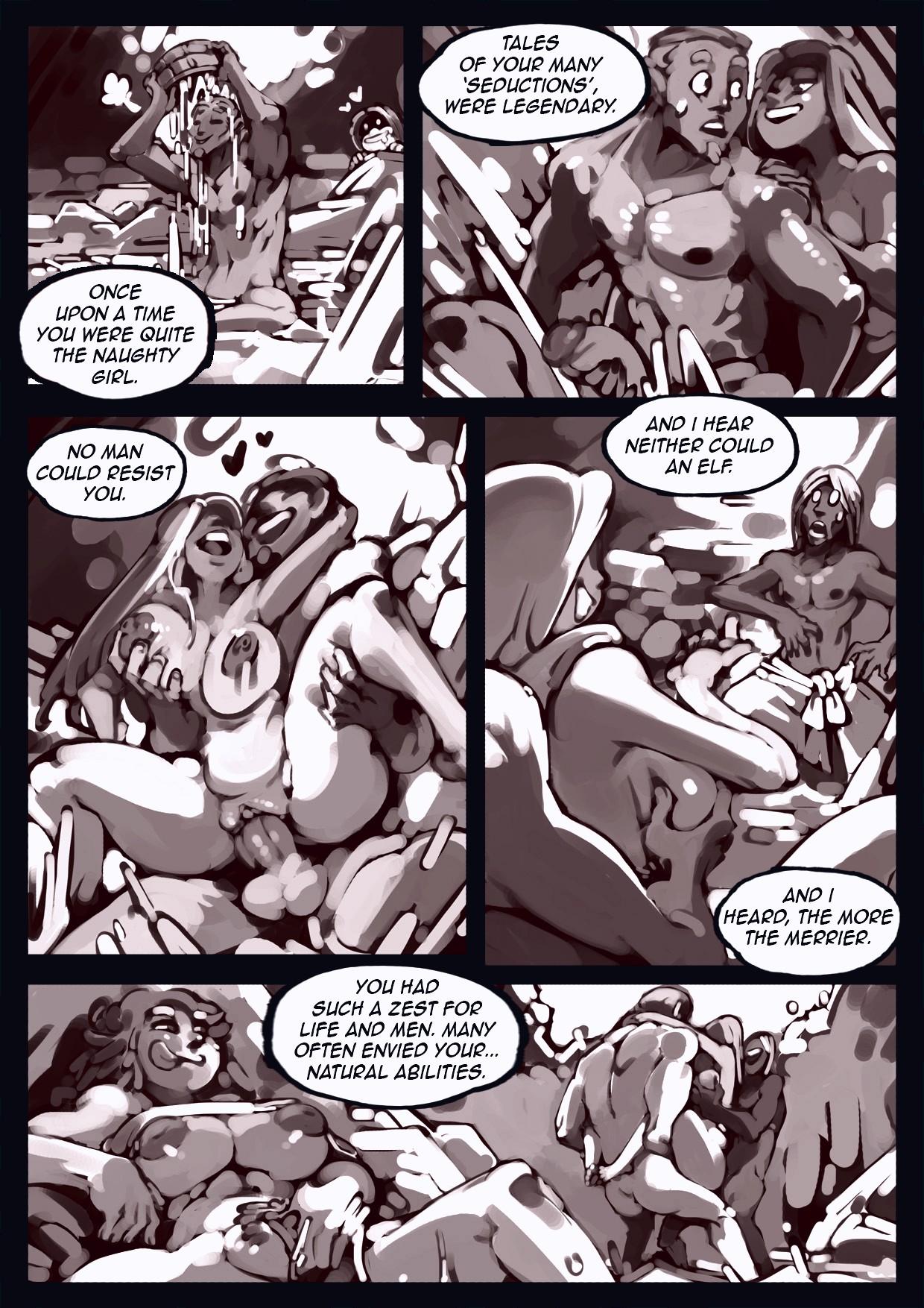 Holy Knight Nadia porn comic page 025