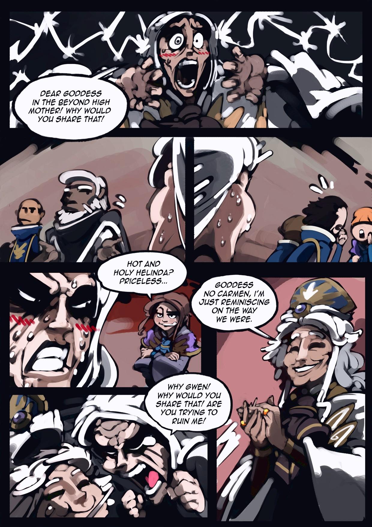 Holy Knight Nadia porn comic page 026