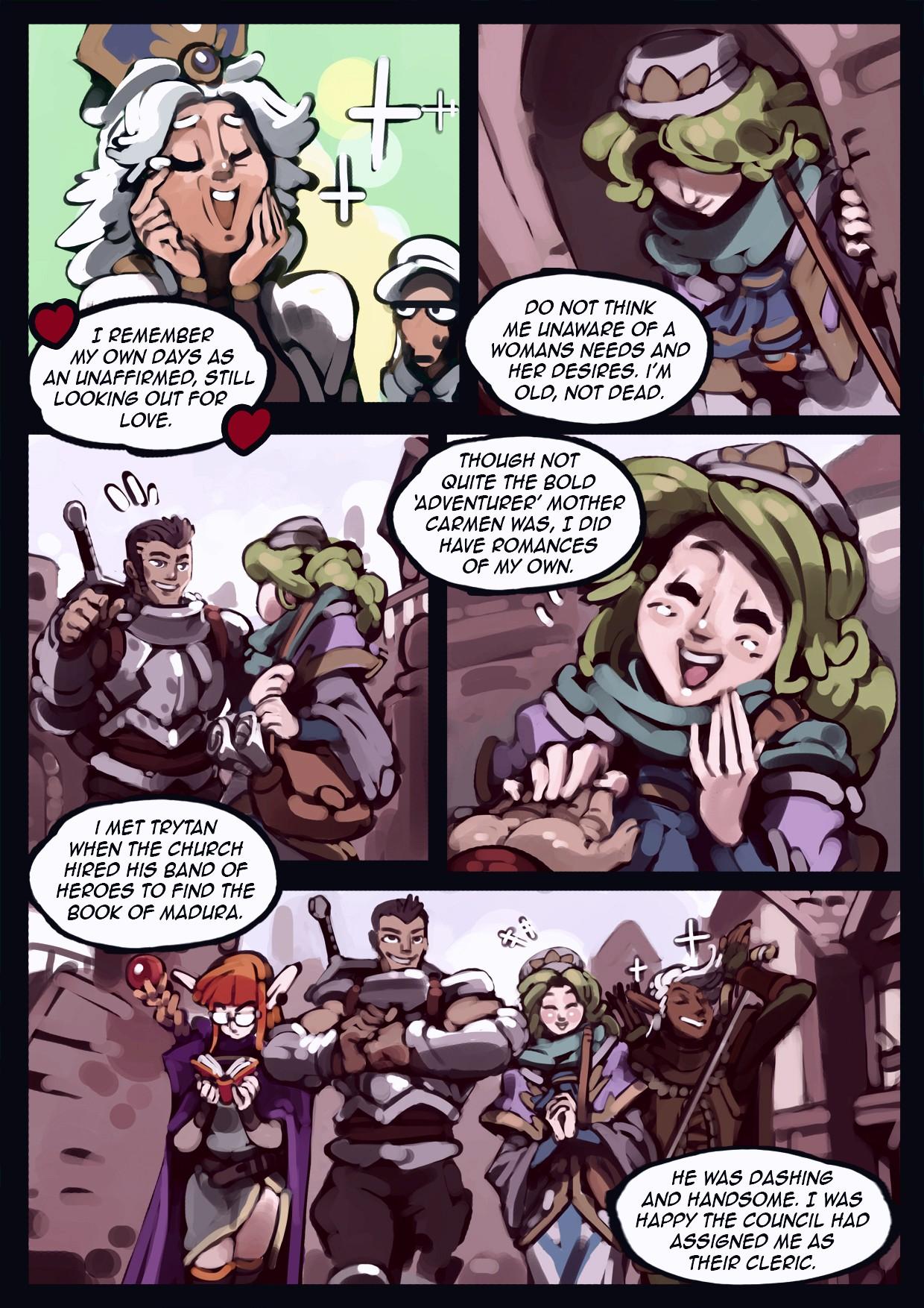 Holy Knight Nadia porn comic page 027