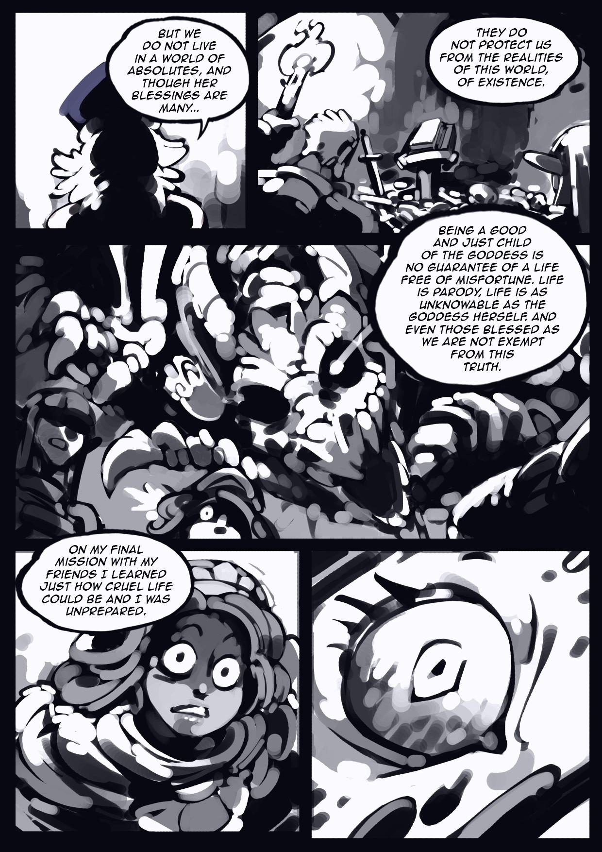 Holy Knight Nadia porn comic page 035