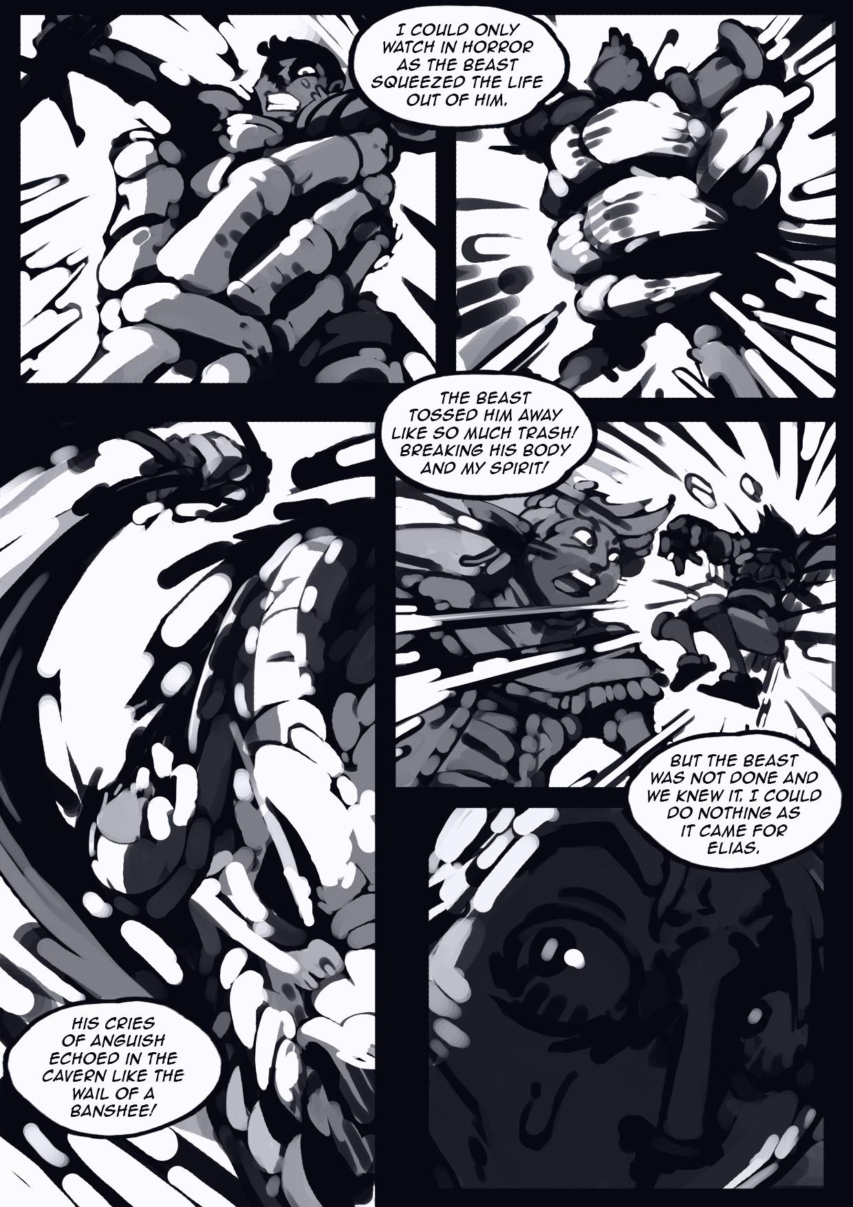 Holy Knight Nadia porn comic page 038