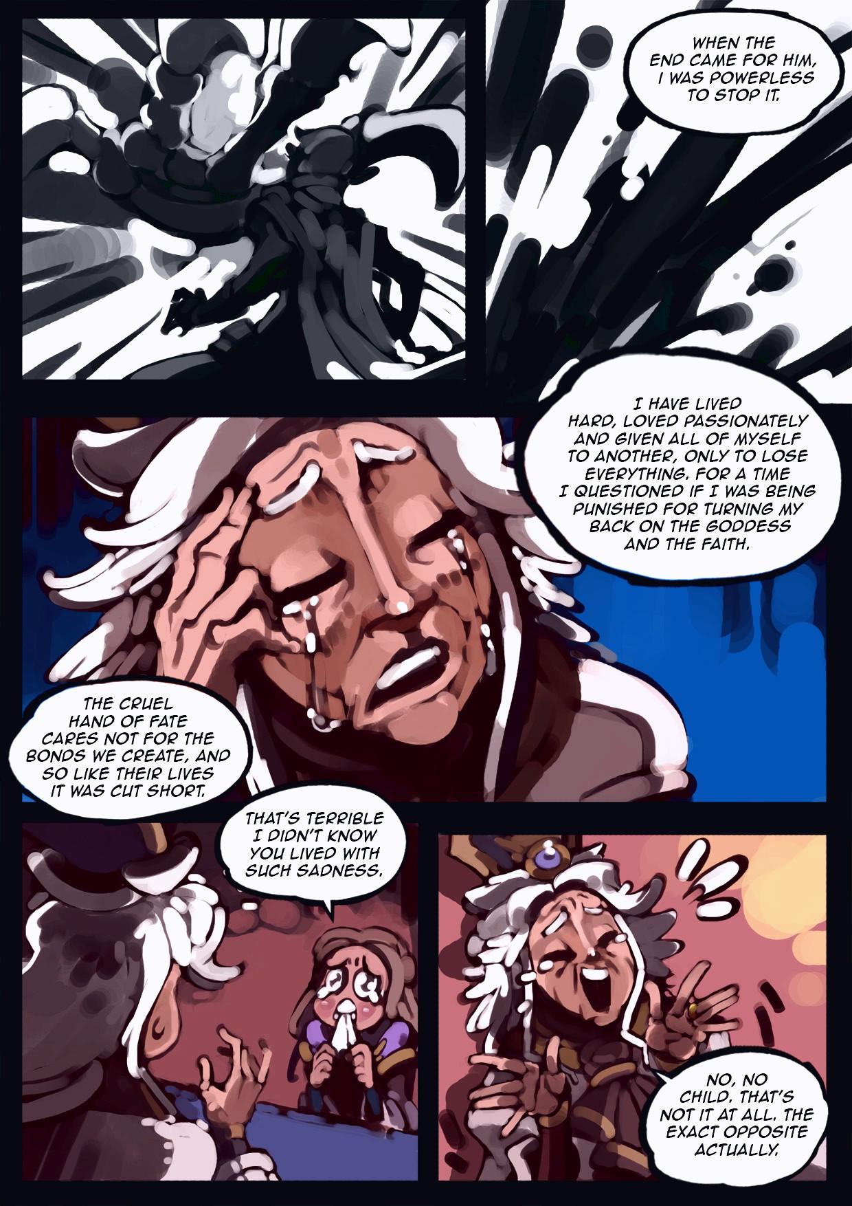 Holy Knight Nadia porn comic page 039