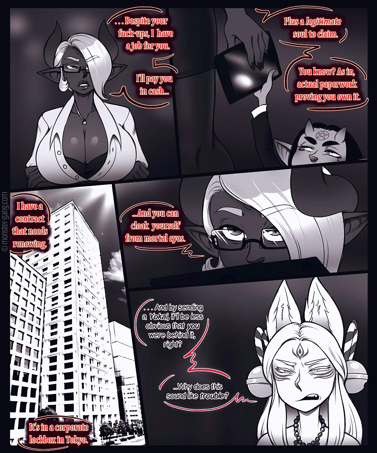 Outworld Oddities page 40