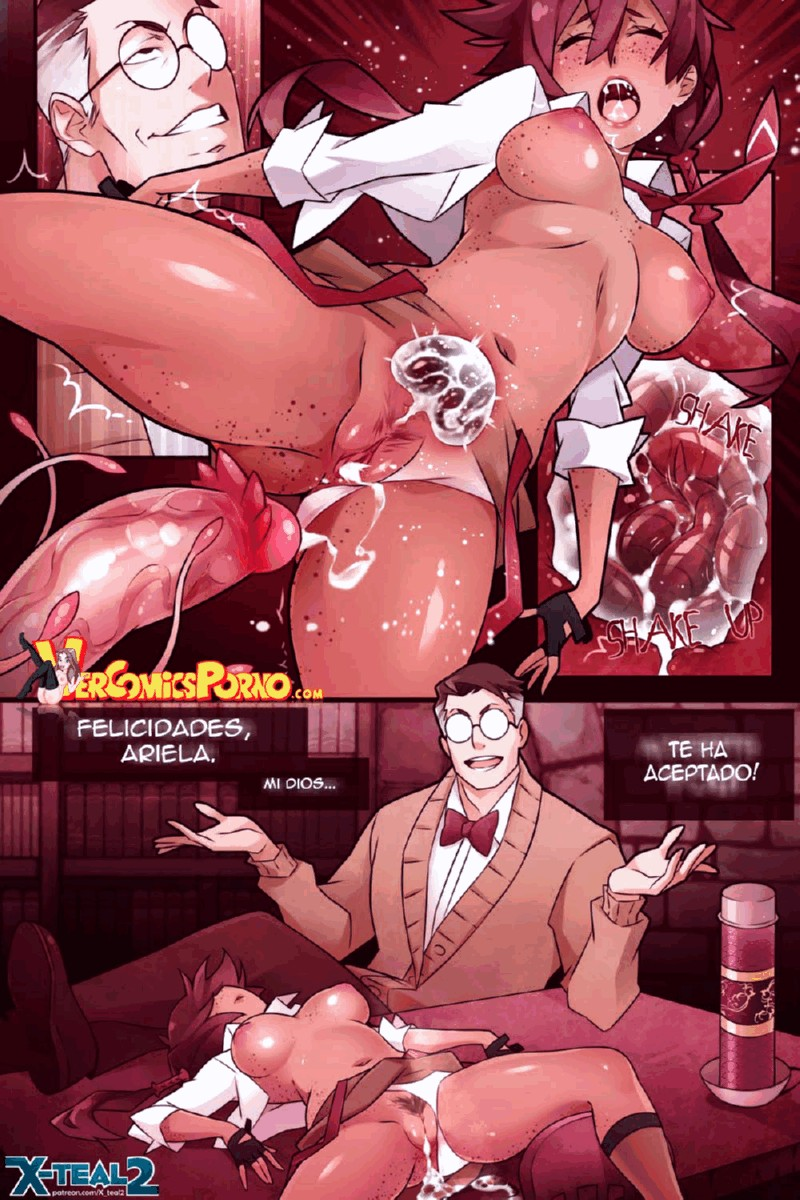 Rise of the Manifold Prince porn comic page 007