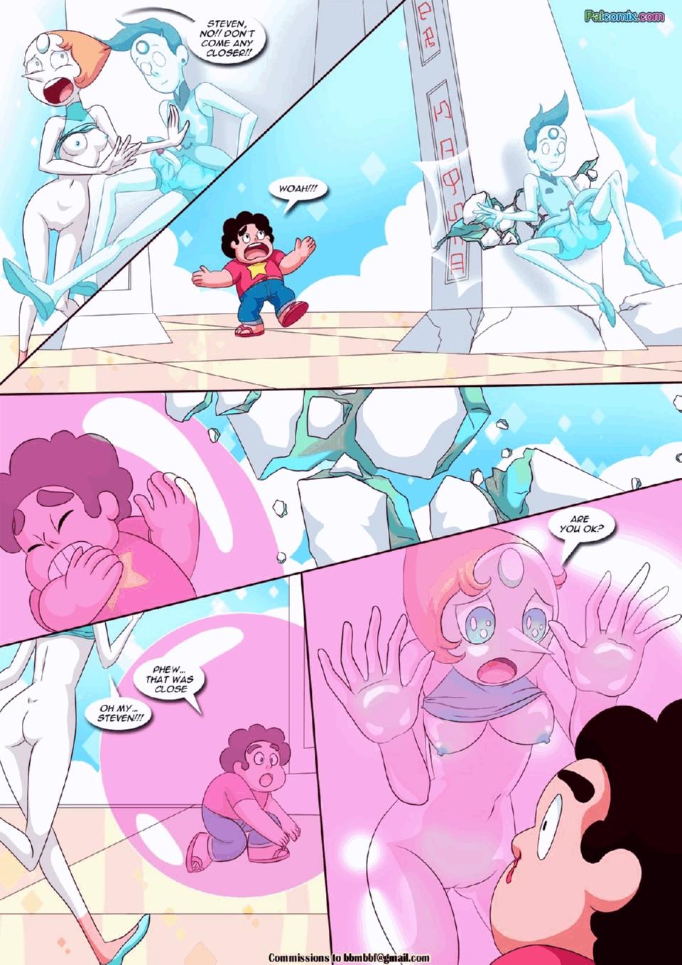 Rose's memories porn comic page 005