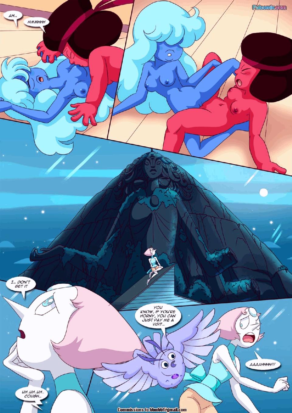 Rose's memories porn comic page 009