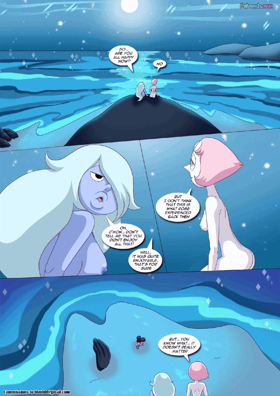 Rose's memories porn comic page 019
