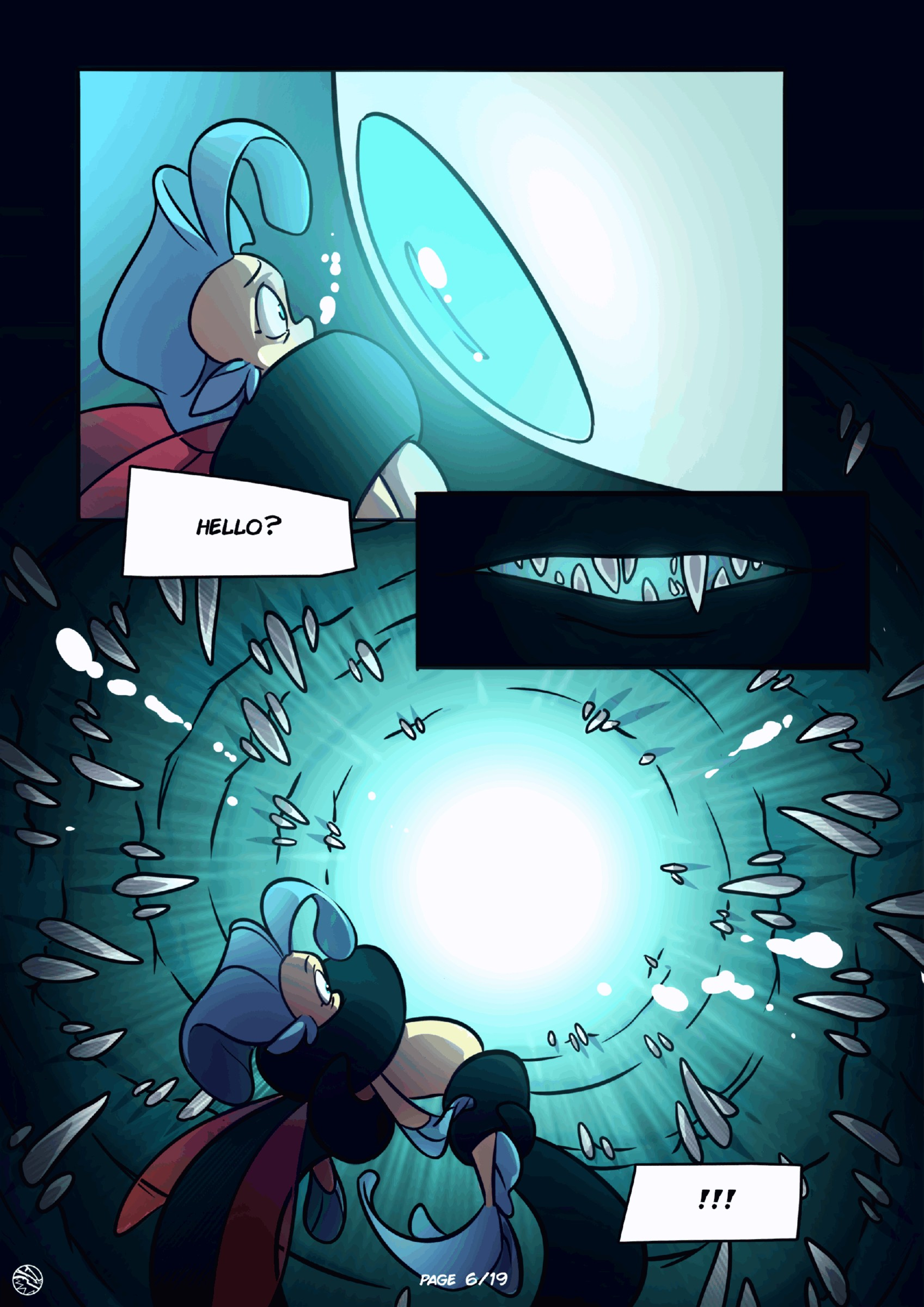 Sea shells porn comic page 006