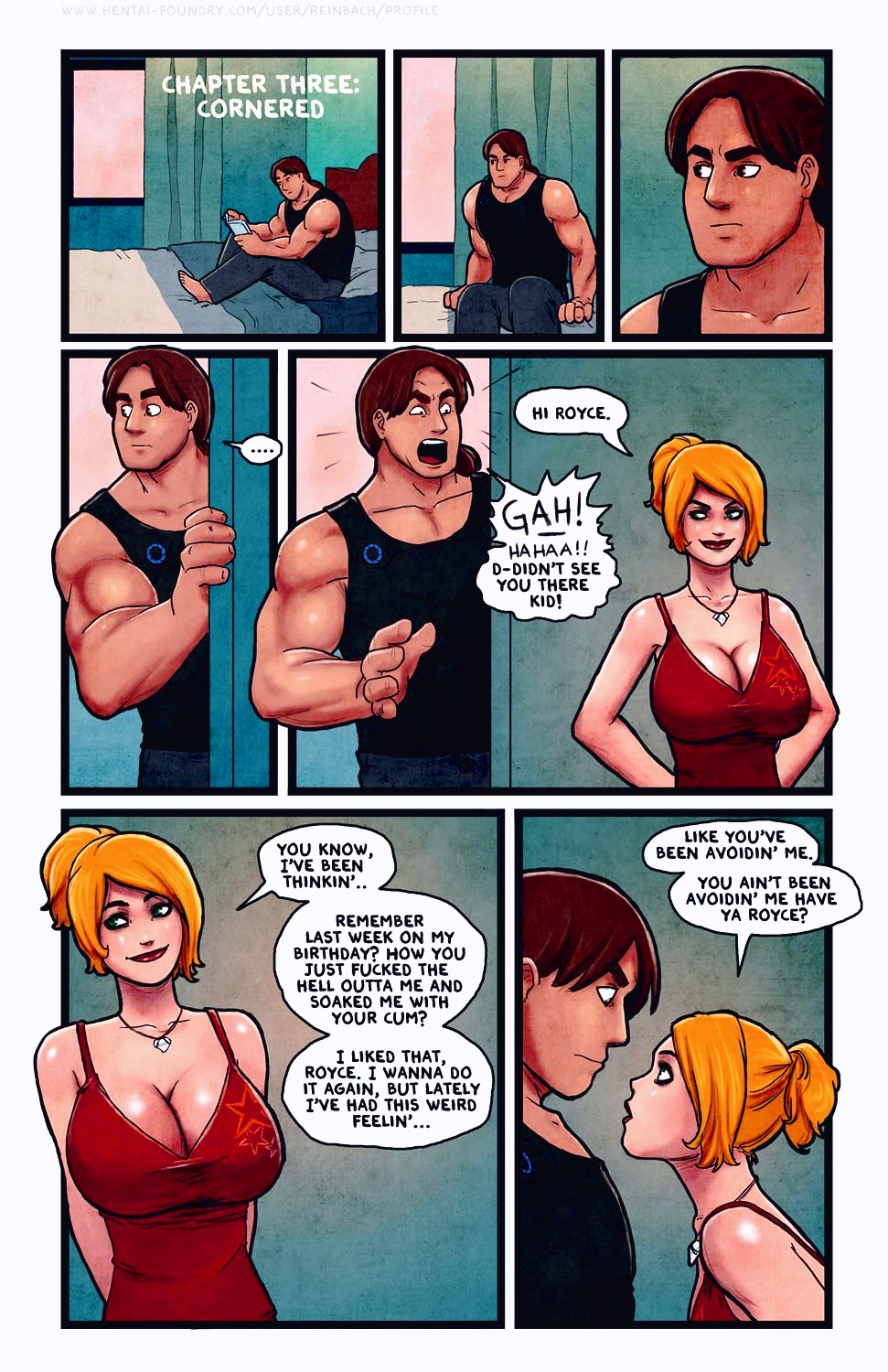 Switch porn comic page 023