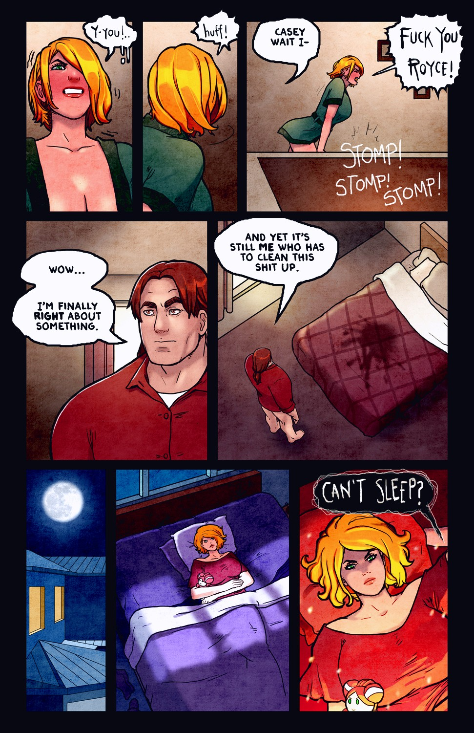 Switch porn comic page 080