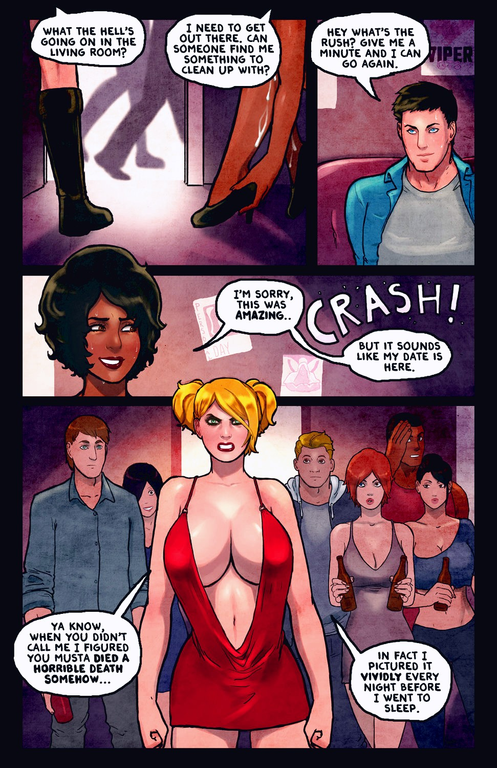 Switch porn comic page 097