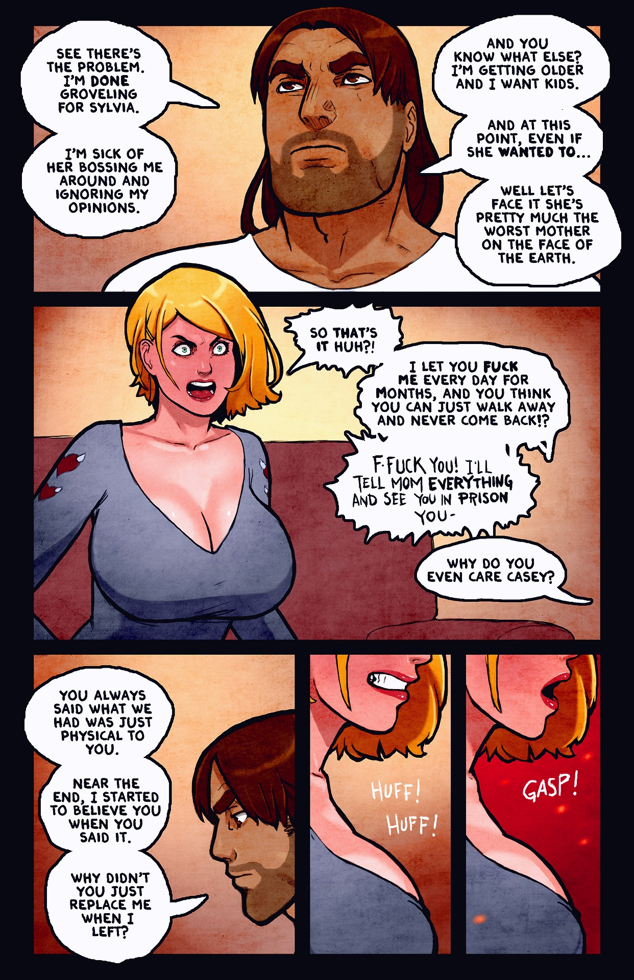 Switch porn comic page 135