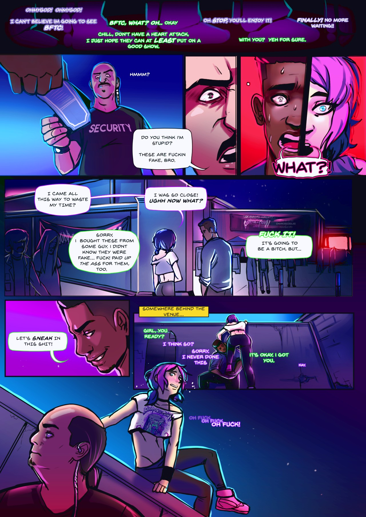 The Backdoor Pass page 06