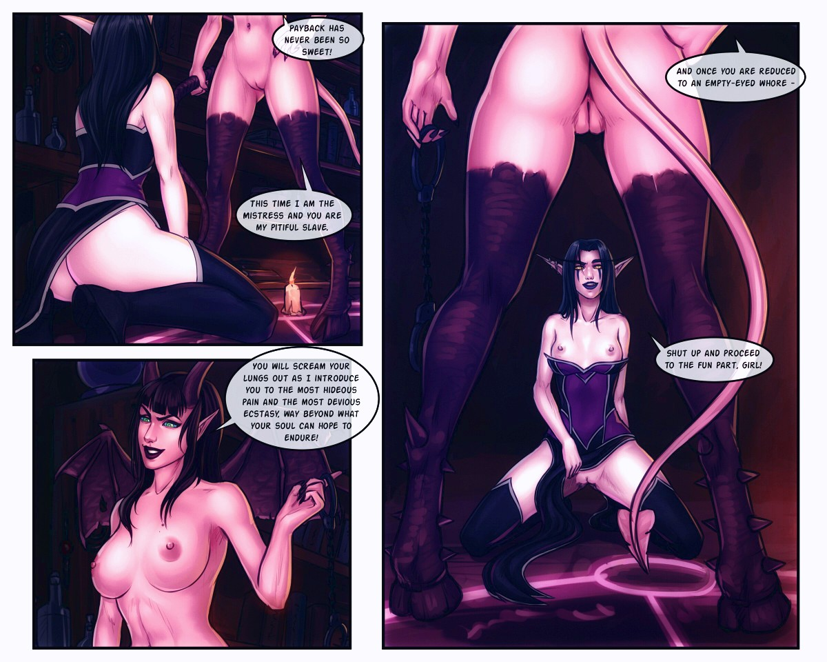The Booty Hunters porn comic page 021