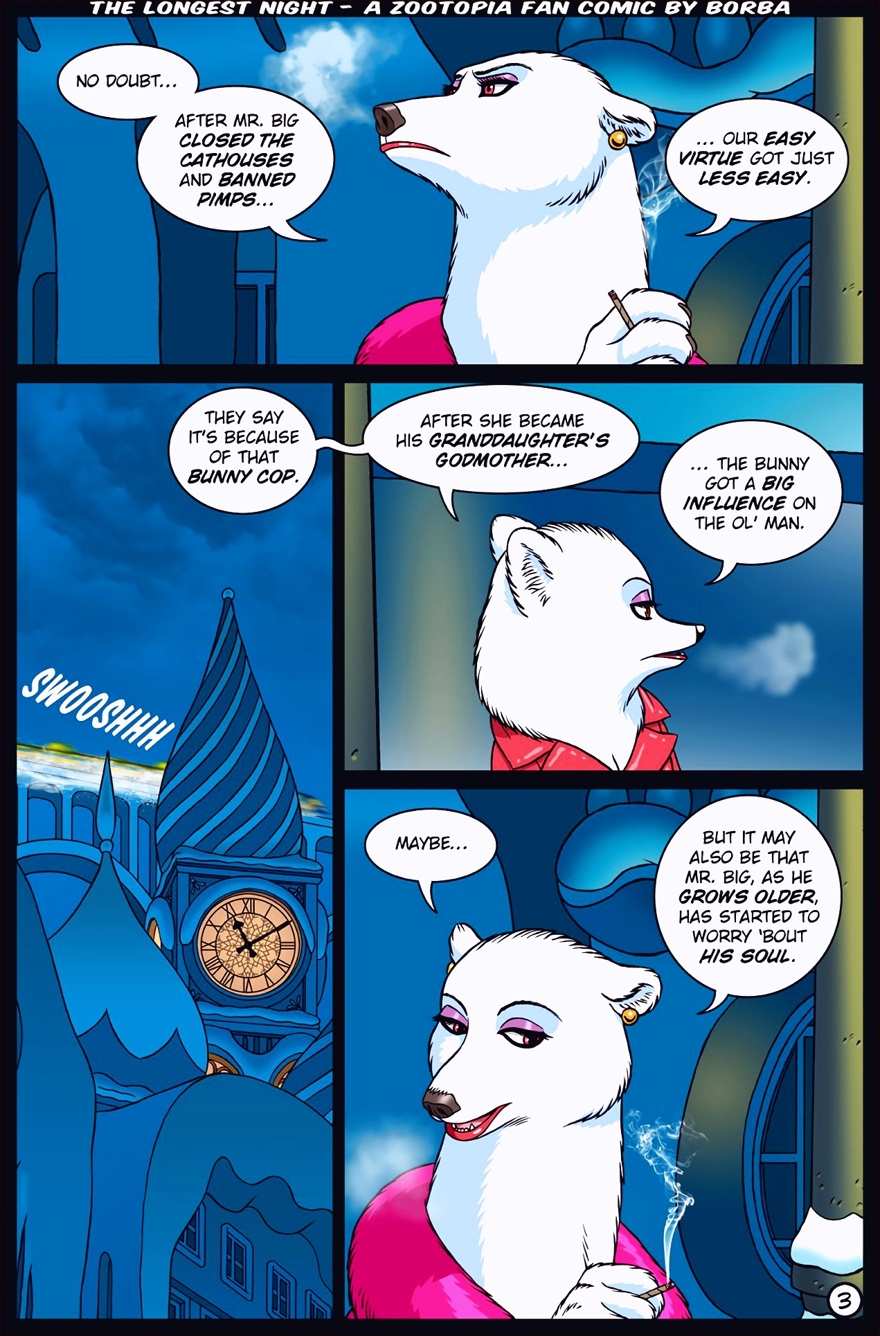 The Longest Night page 03