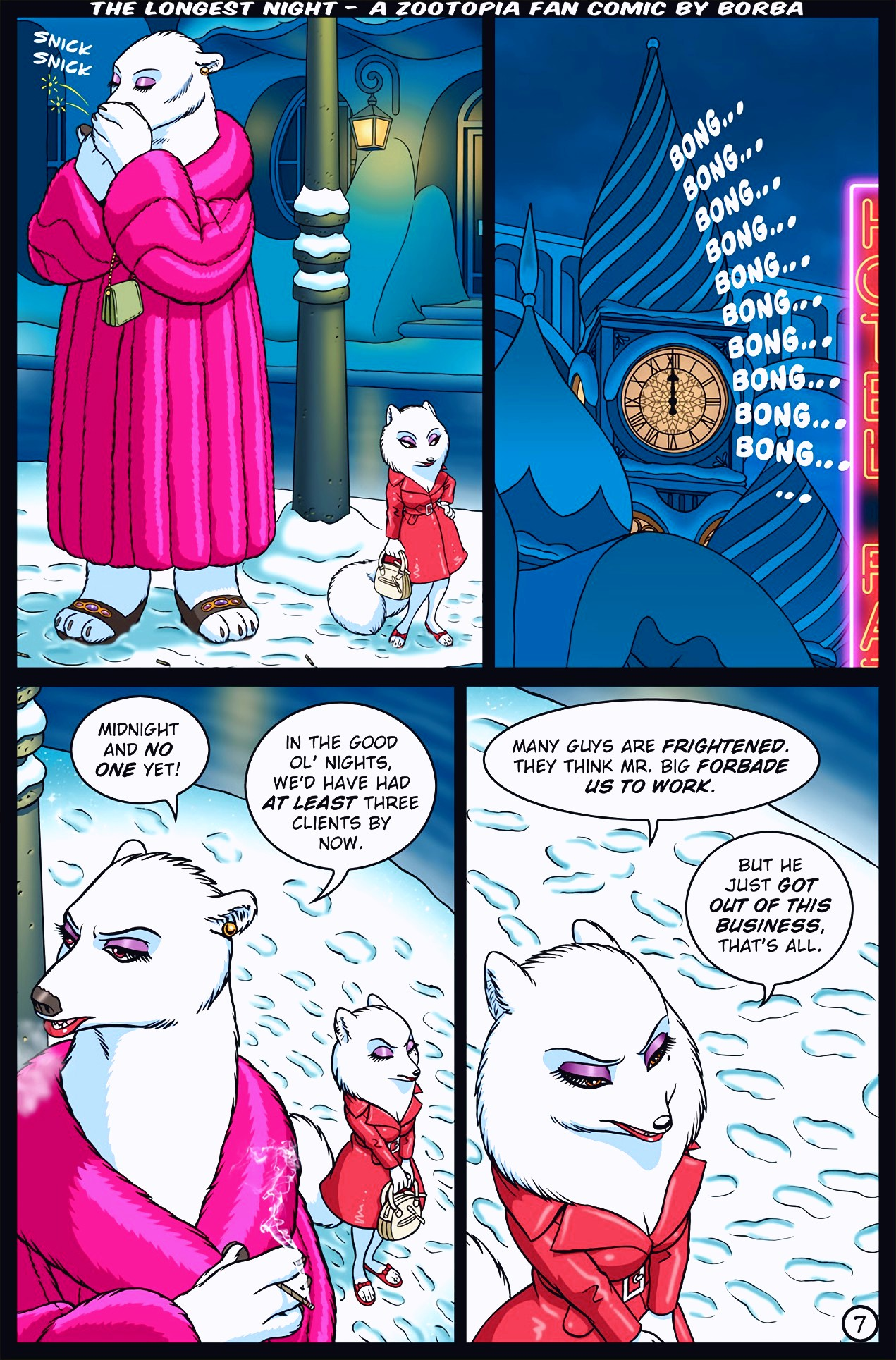 The Longest Night page 07
