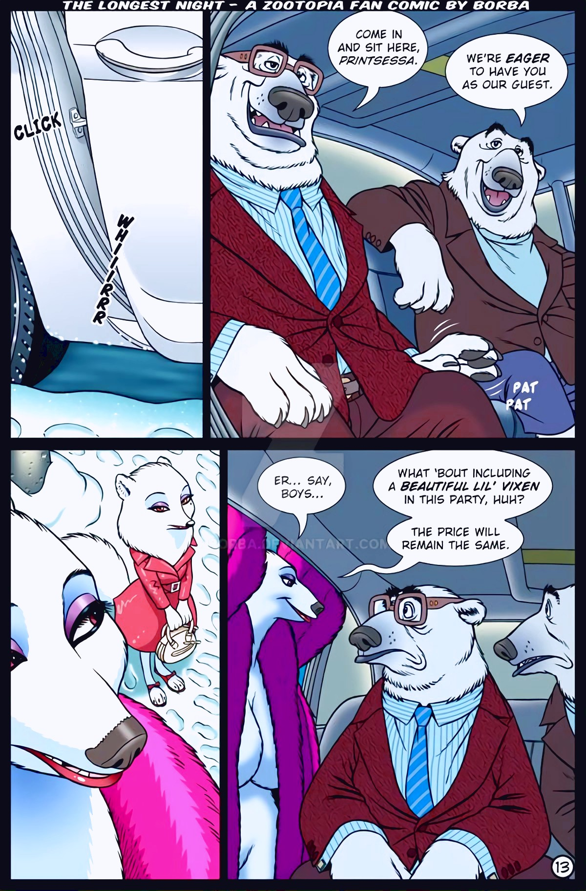 The Longest Night page 13