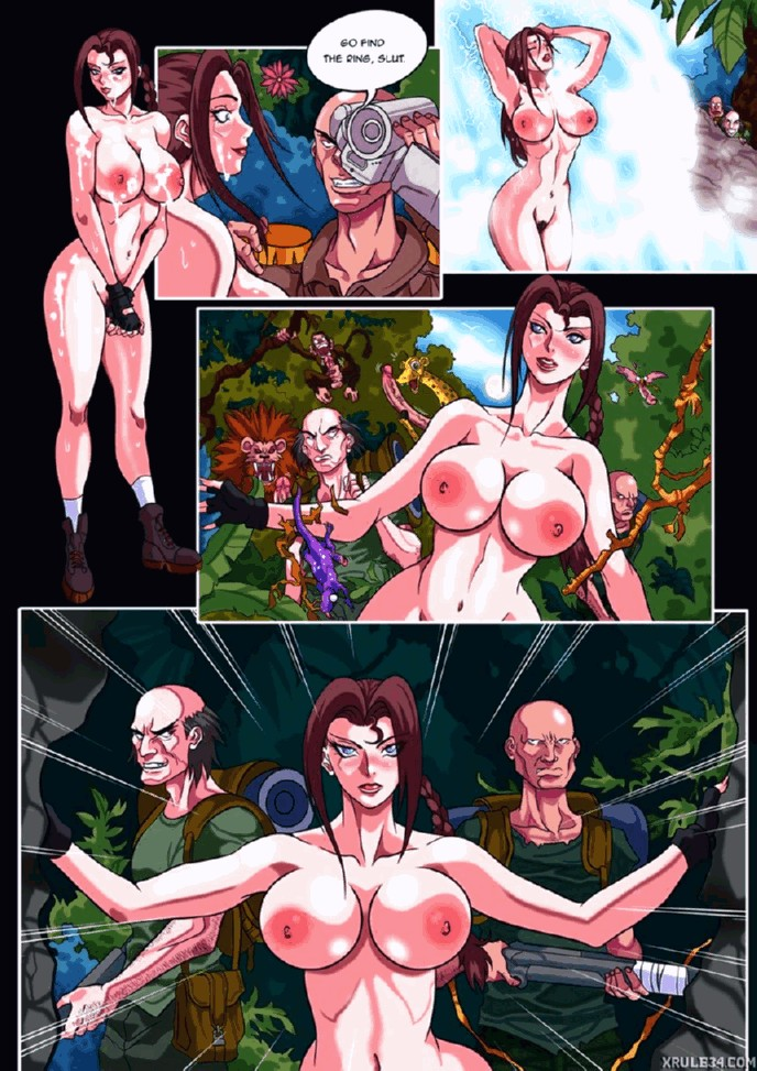 The Ring of Hardness porn comic page 004