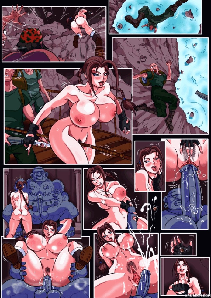 The Ring of Hardness porn comic page 005