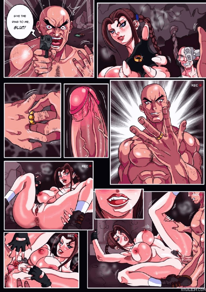 The Ring of Hardness porn comic page 006
