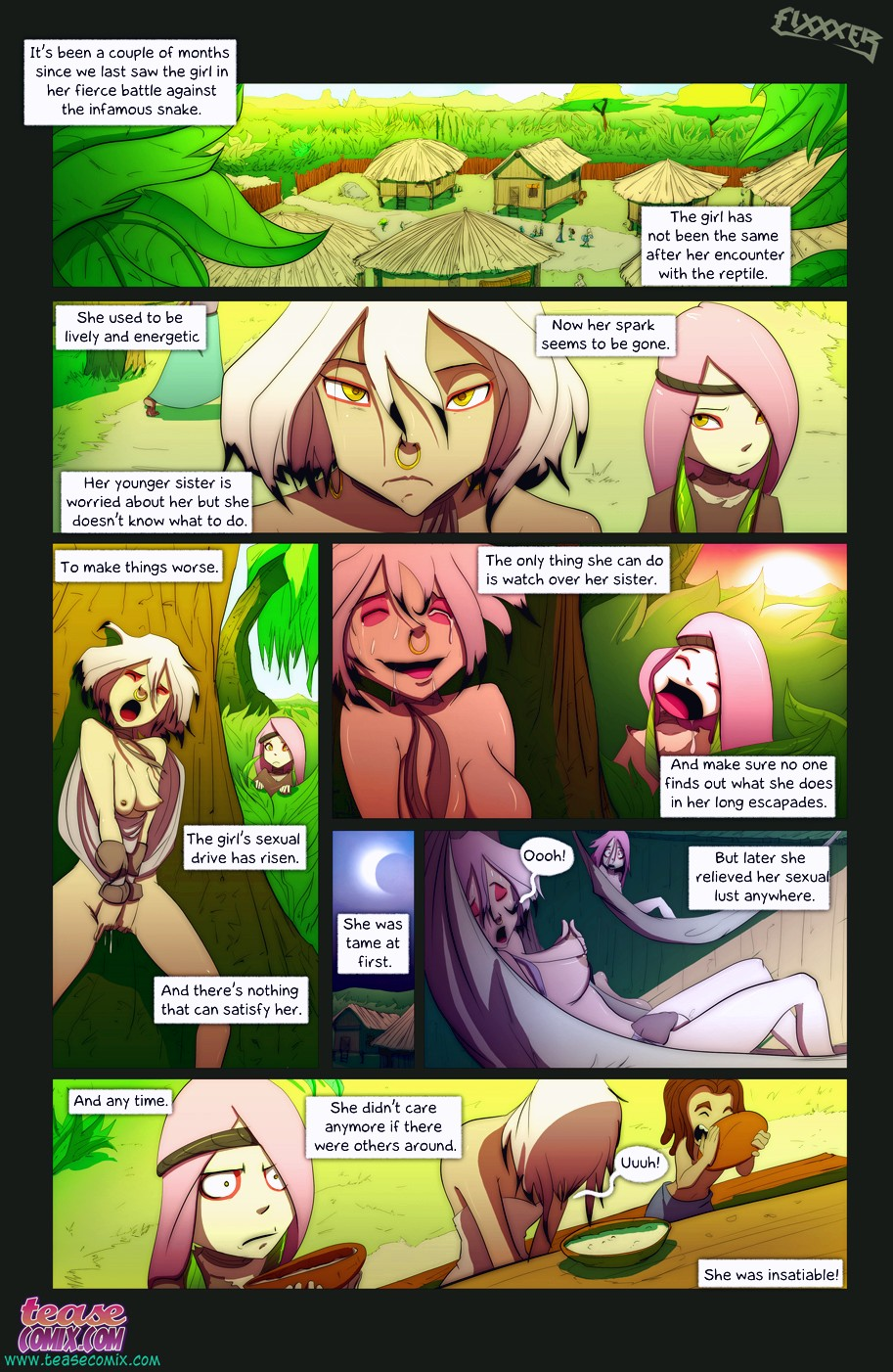 The Snake and The Girl 2 page 02