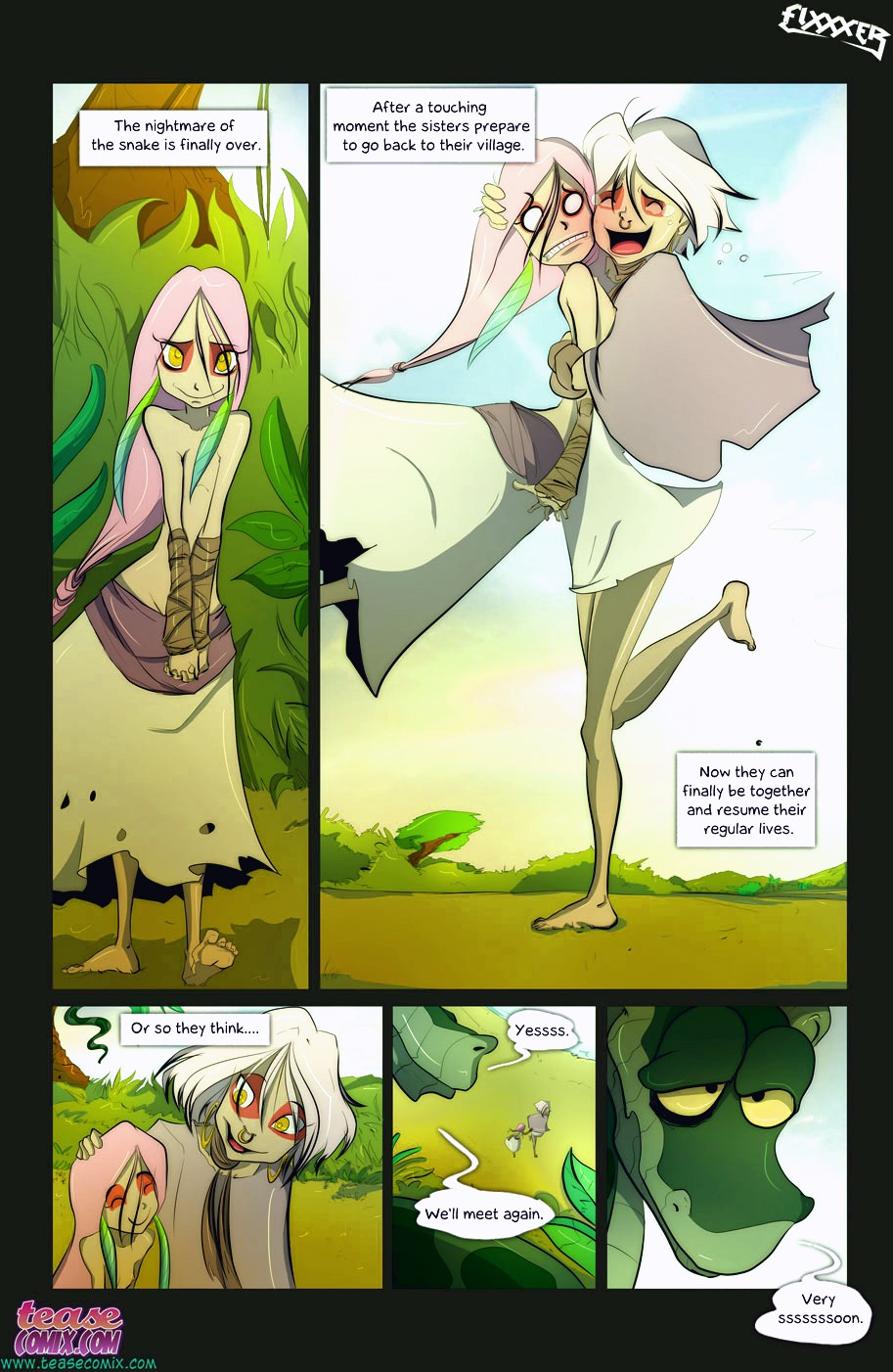 The Snake and The Girl 2 page 23