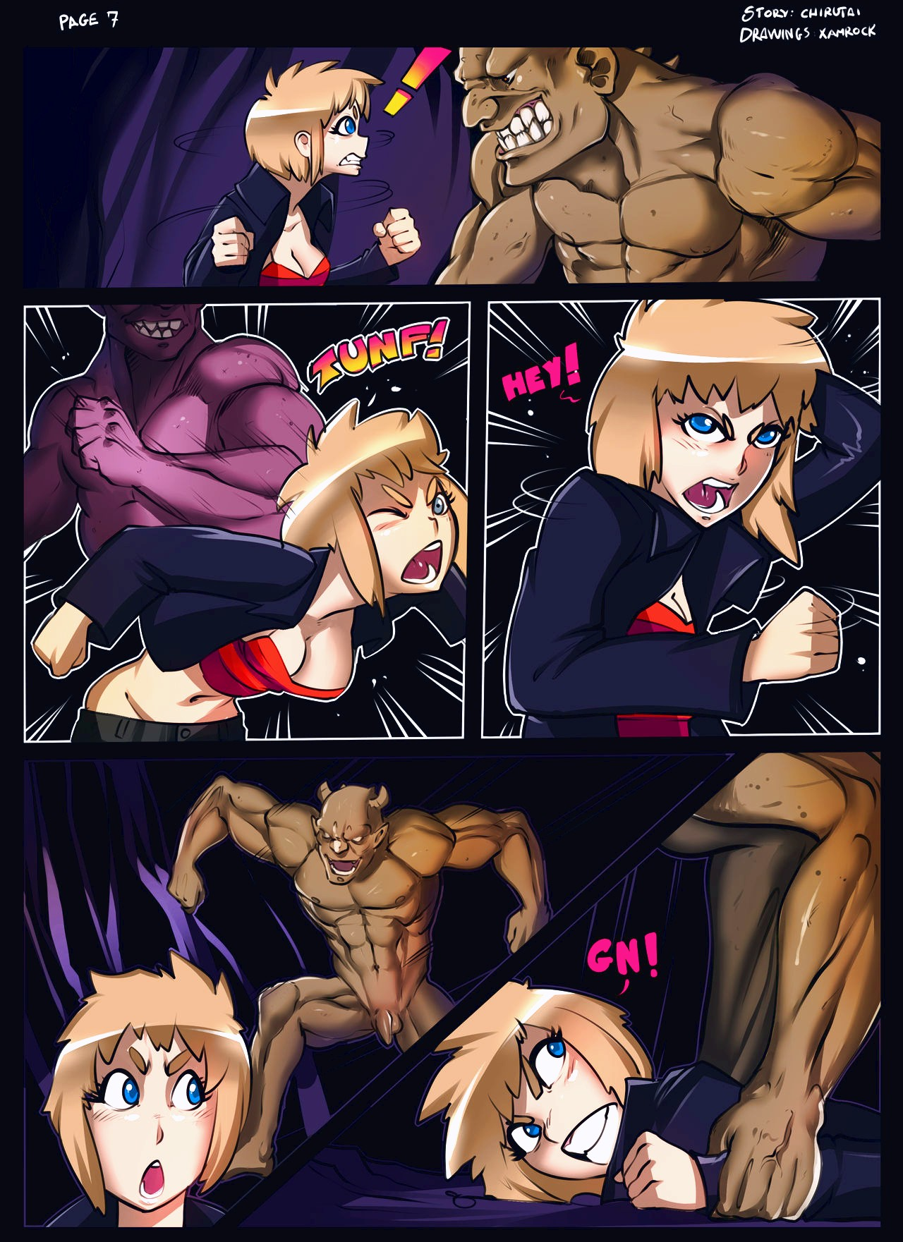 Tia in a new hell porn comic page 007