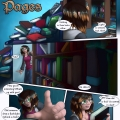 Turning Pages porn comic page 01
