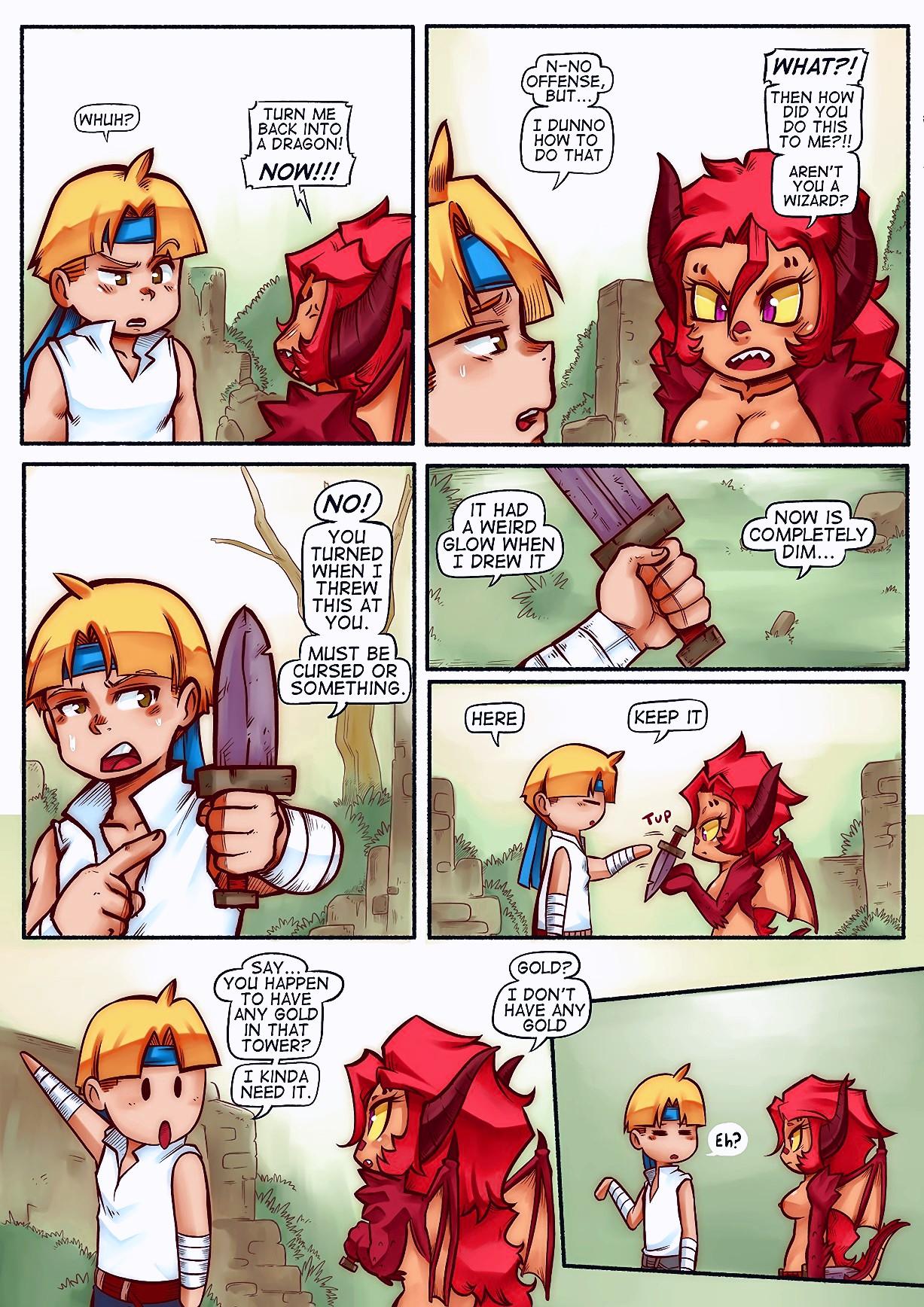 Vanilla Fantasy 3 page 22