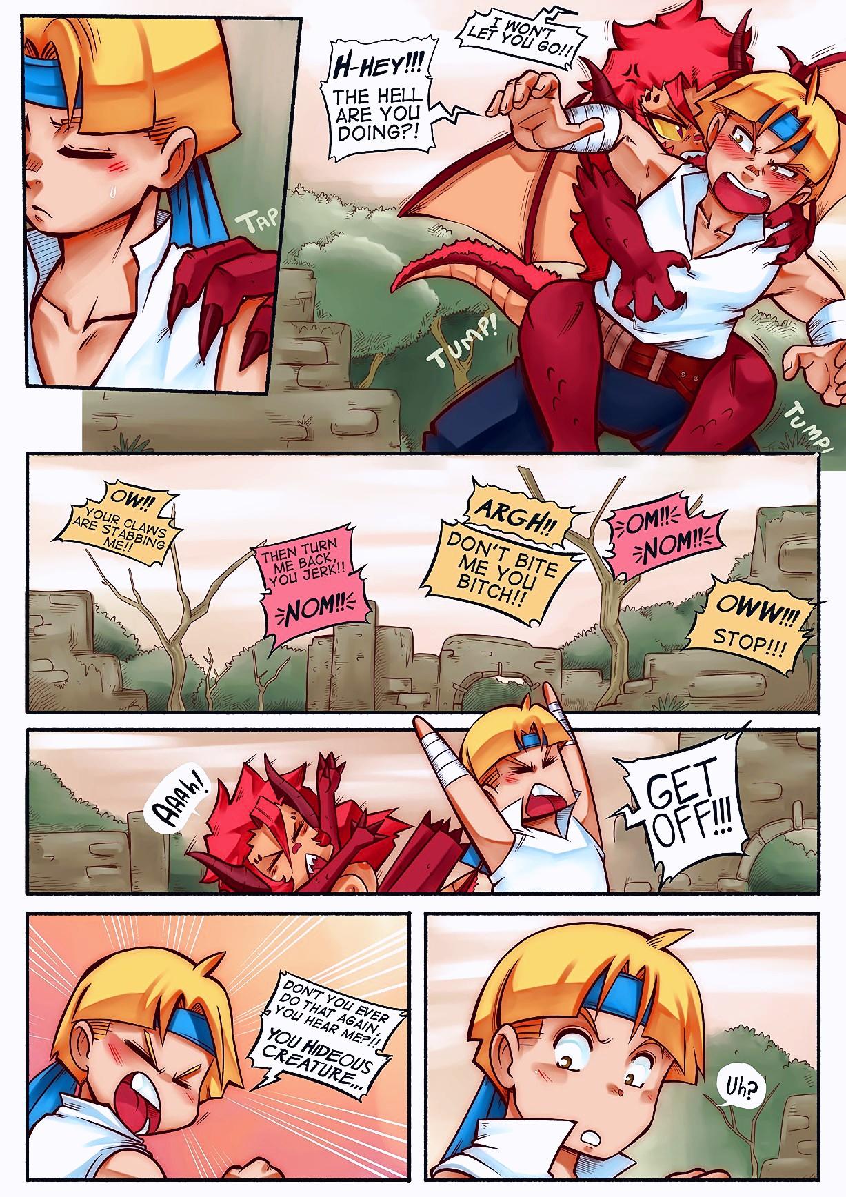 Vanilla Fantasy 3 page 25